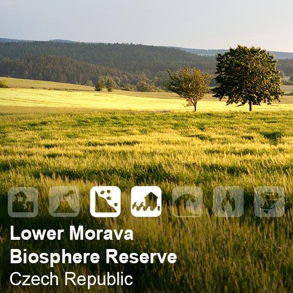 Lower Morava UNESCO Global Geopark, Czech Republic