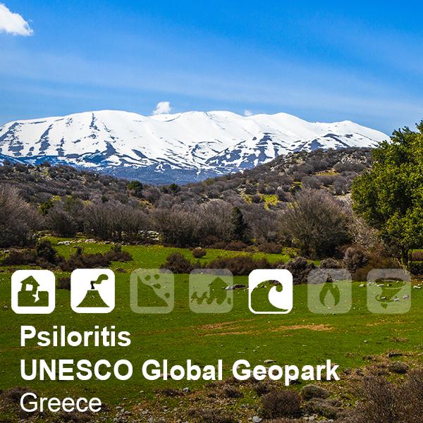 Psiloritis UNESCO Global Geopark, Greece