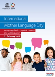 International Mother Language Day Poster