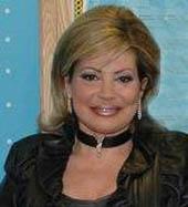 © UNESCO - May Chidiac, winner of the 2006 UNESCO Guillermo Cano World Press Freedom Prize.