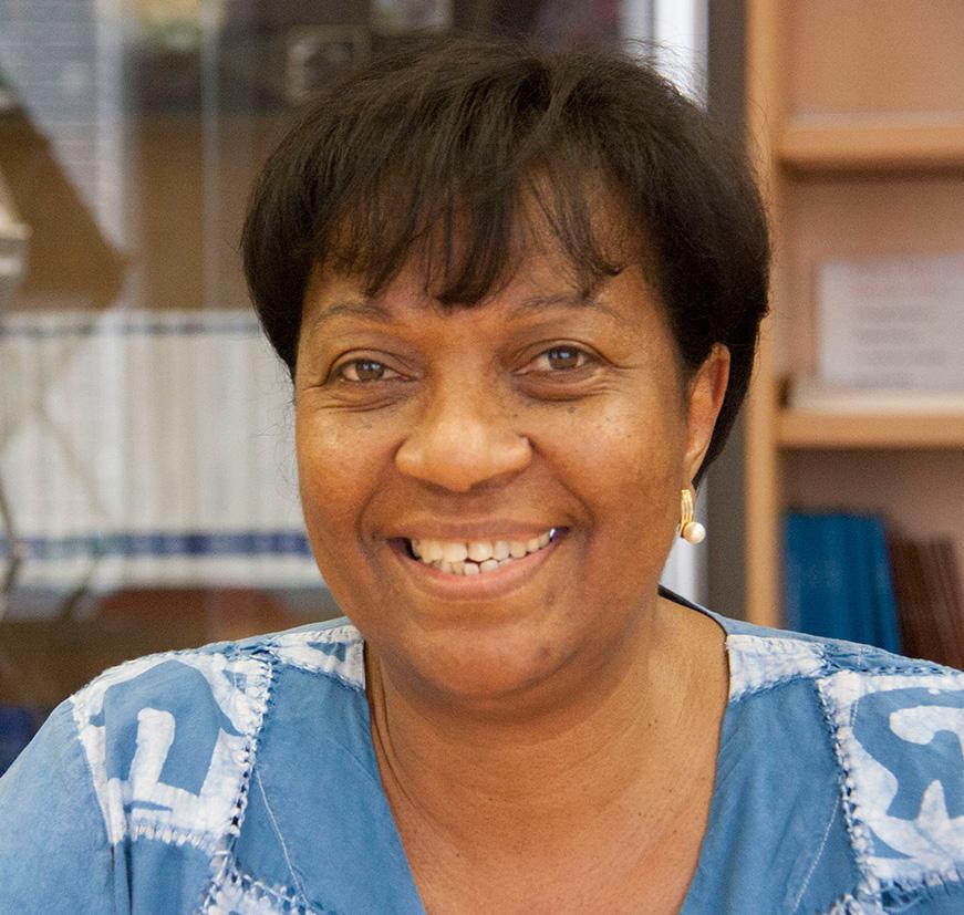 Noëline Raondry Rakotoarisoa