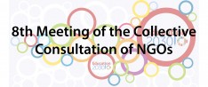 8th Meeting of the Collective Consultation of NGOs on Education for All (CCNGO/EFA)