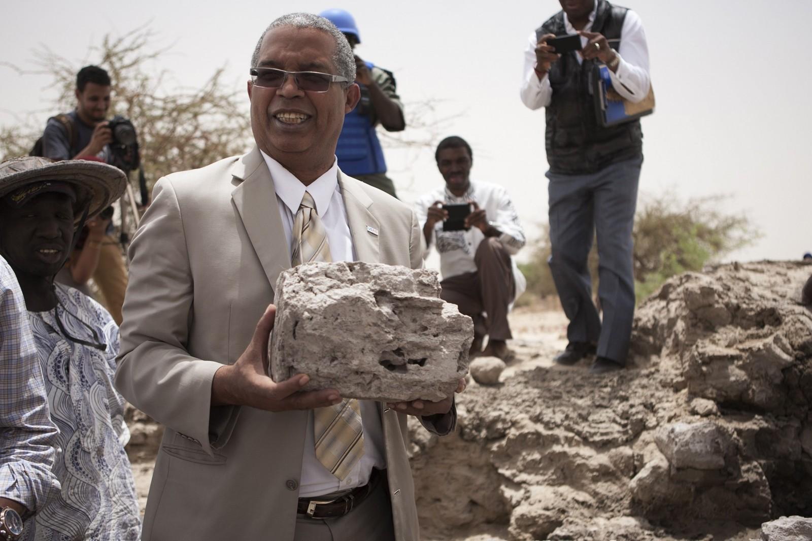 Gary Juste, Timbuktu