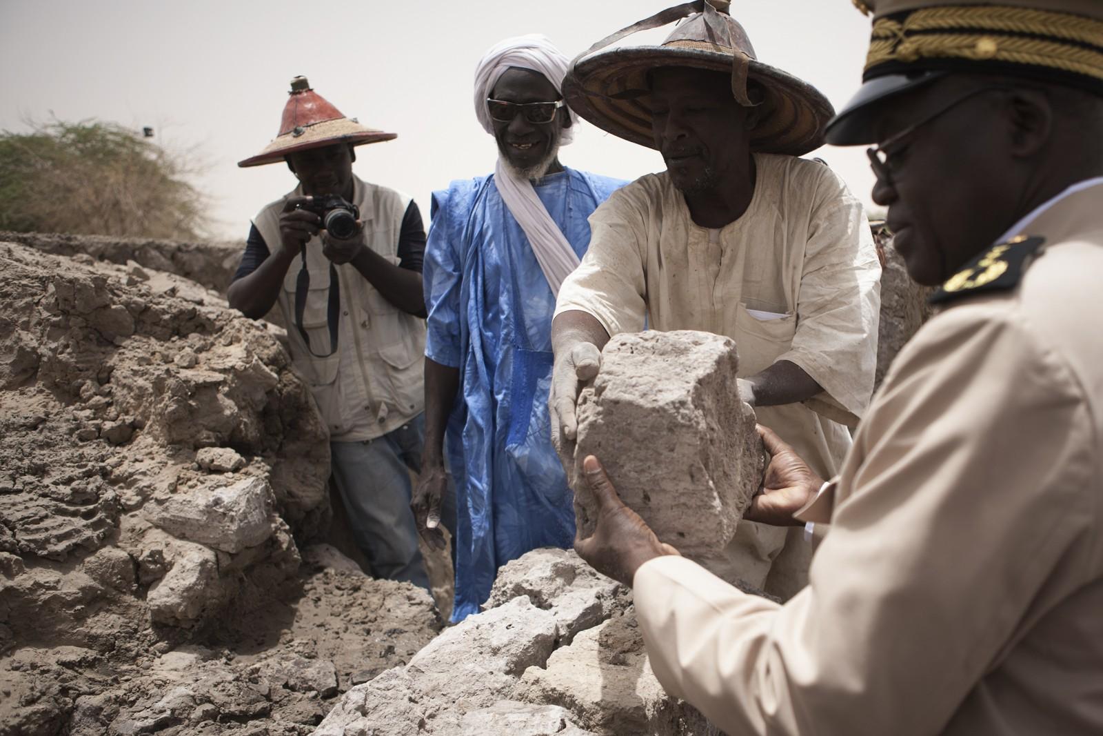 Governor region, Timbuktu