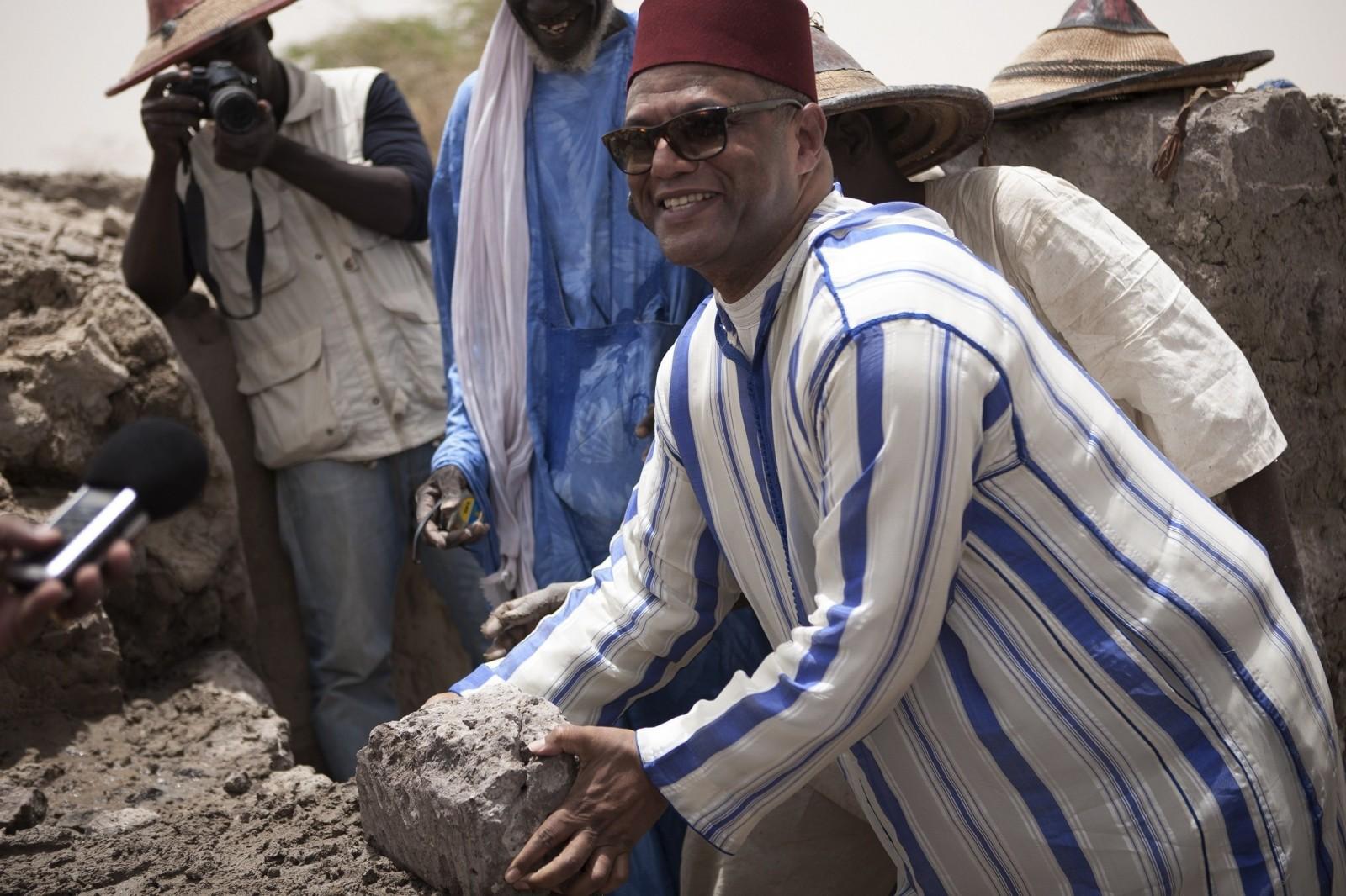 Hassan Naciri, Timbuktu