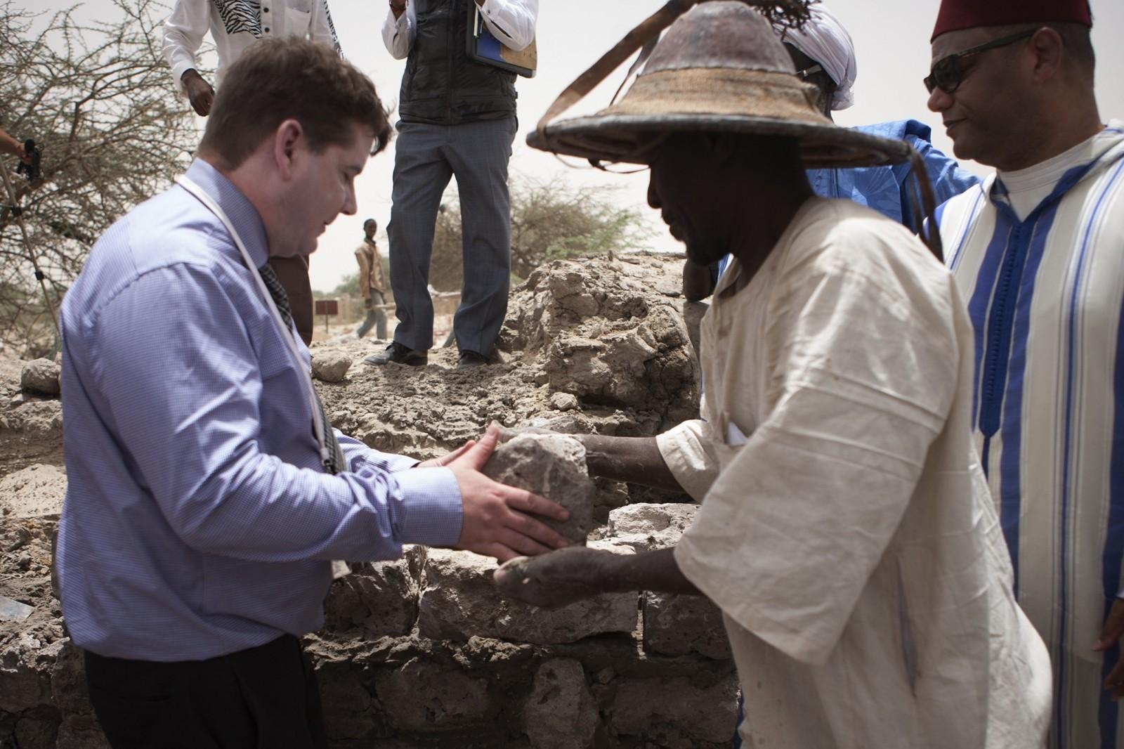 Marcel Stoesser, Timbuktu