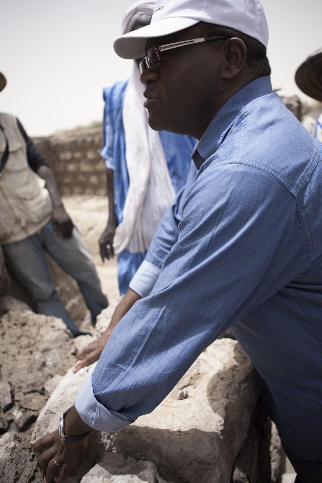 Paul Noumba, Timbuktu