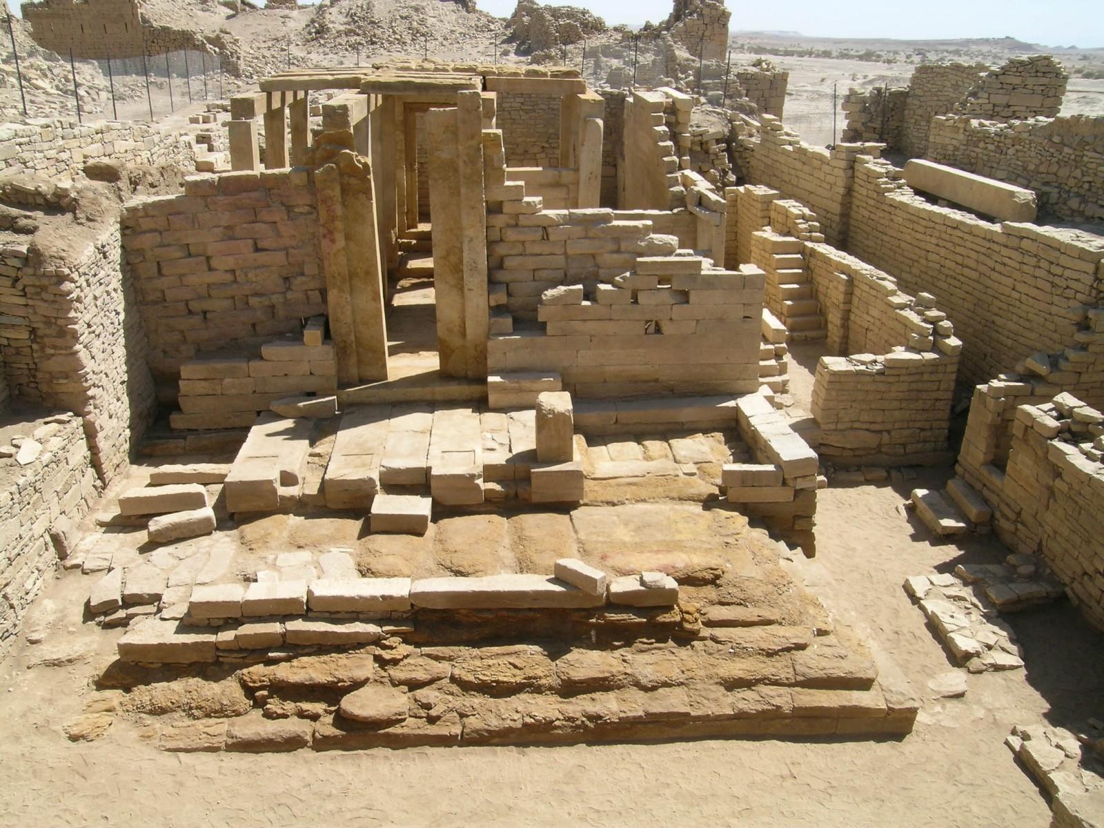 Nakrah Temple, Baraqish