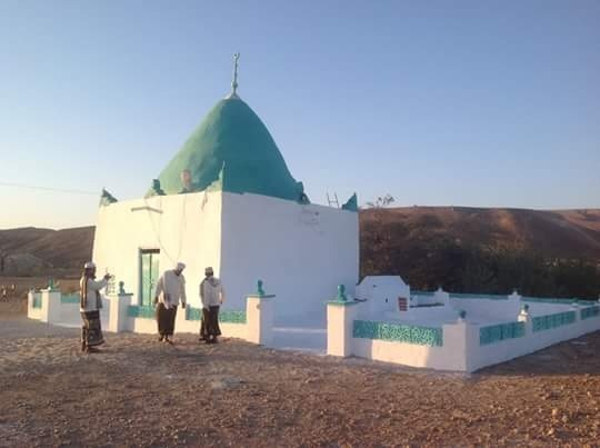 Habib Al-Habib Hamad bin Saleh, Hadramaut