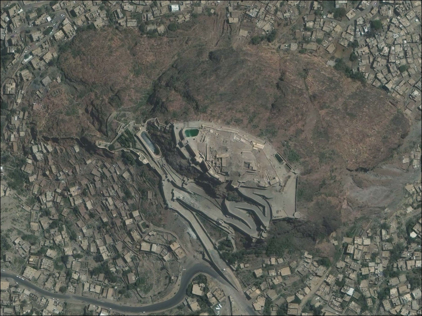 Cairo Citadel, Taiz