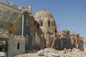 Al Askari shrine, Samarra