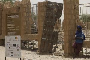 Three Saints Cemetery, Timbuktu