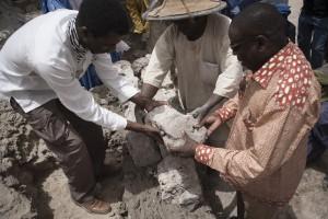 Lazare Eloundou and Lassana Cissé, Timbuktu