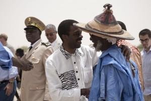 Lazare Eloundou and Alassane Hassaye, Timbuktu