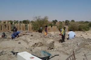 Ben Amar Mausoleum, Timbuktu