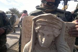 Seizure, Palmyra