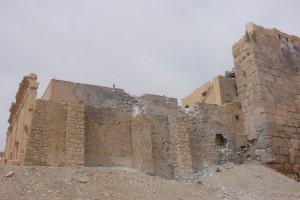 Walls, Palmyra