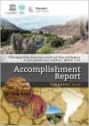 """Managing Water Resources in Arid and Semi-Arid Regions of Latin America and Caribbean"" (MWAR –LAC) Accomplishment Report"