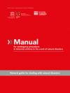 Manual,  contingency, procedures, historical archives,natural disasters