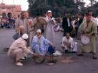 Jemâa-el Fna, Marrakesh, Morocco