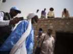 Alassana Hasseye and Serge Daniel, Ben Amar Mausoleum, Timbuktu