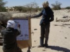 Working session with masons, Timbuktu
