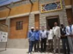 Representatives, Ben Essayouti library, Timbuktu