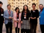 Finalists and winners of the 2018 Airbus GEDC Diversity Award