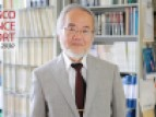 Yoshinori Ohsumi, 2016 Nobel Prize winner for Medicine or Physiology