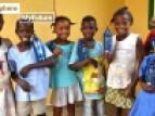 No Plastic campaign, Island of Principe Biosphere Reserve
