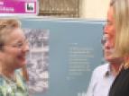 Transcultura: Mogherini vists Convent of Santa Clara, UNESCO, EU