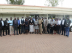 Editors and Station Managers at the 2-day workshop on media laws in Juba South Sudan ©UNESCO Juba Office