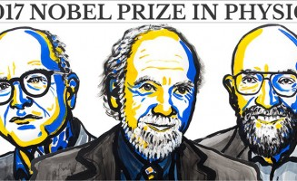 © The Royal Swedish Academy of Sciences. Ill. N. Elmehed - 2017 Nobel Prize Physics