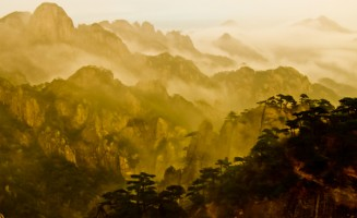 Mount Huangshan World Heritage site and UNESCO Global Geopark