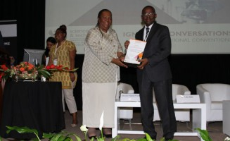 2016 awards for science diplomacy. © Science Forum South Africa (SFSA)