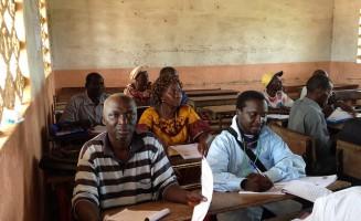 Teachers in Sub-saharan Africa