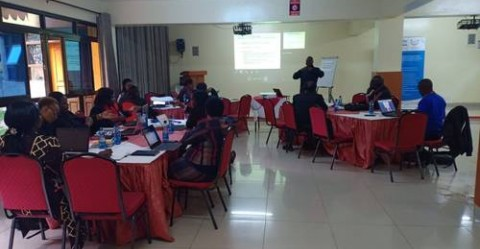 Participants at the workshop© UNESCO