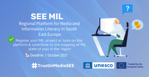 South East Europe Media and Information Literacy platform