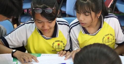 We Are ABLE, ethnic minorities, unesco in Viet Nam, girls education