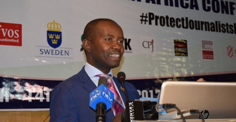 Mr Joe Mucheru, Cabinet Secretary, Ministry of Information and Communication