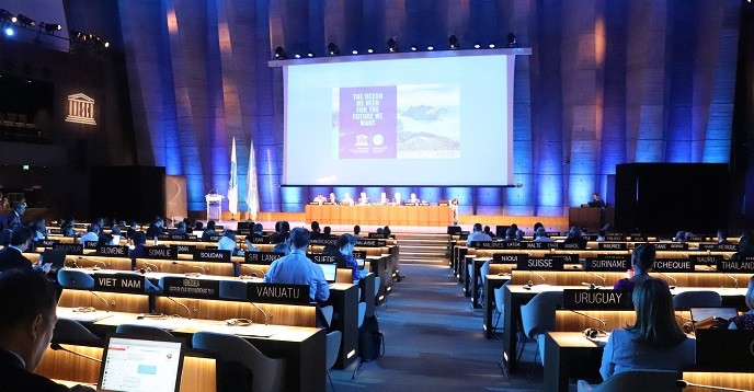 30th Assembly of the UNESCO's Intergovernmental