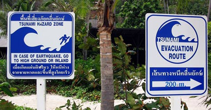 50 years of tsunami warning in the Pacific