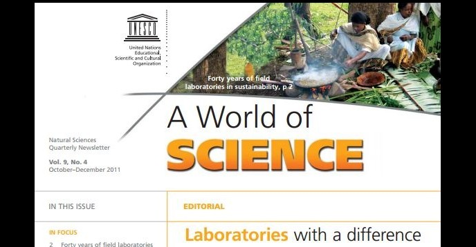 A World of Science Vol 9 No 4
