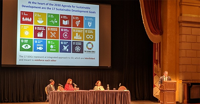 UNESCO at CIES 2019 Keynote lecture panel