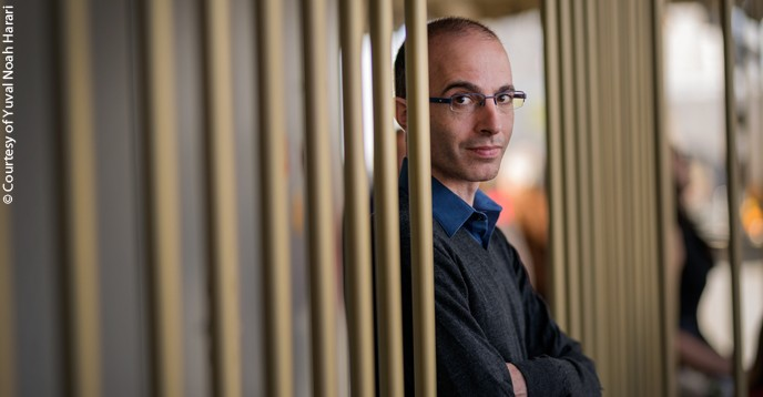"Yuval Noah Harari: ""Every crisis is also an opportunity"""
