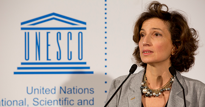 Israel gives notice of withdrawal from UNESCO
