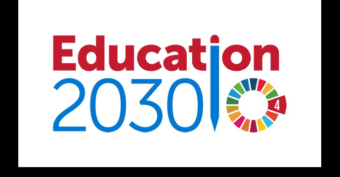 Education 2030 logo UNESCO