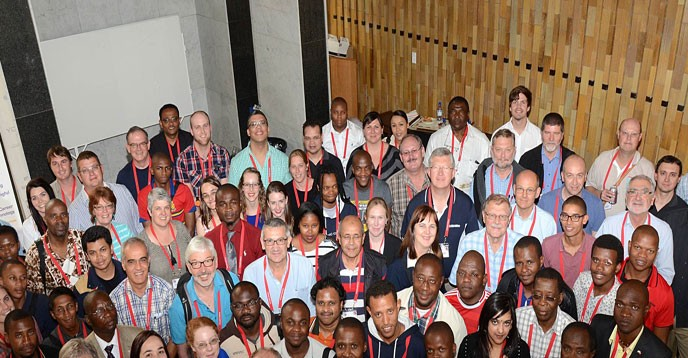 © Marija Zbačnik, Pan African and South African Summit meeting on Crystallography as vehicle to promote Science in Africa and beyond