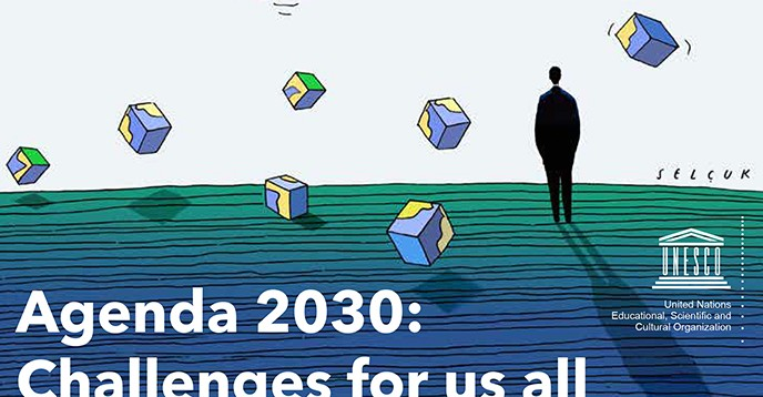 UNESCO Courier Agenda 2030