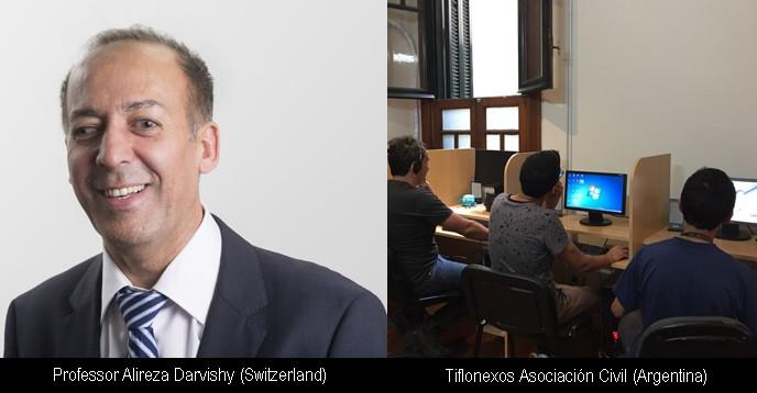 Professor Alireza Darvishy (Switzerland) and Tiflonexos Asociación Civil (Argentina) to receive 2016 UNESCO/Emir Jaber Al Ahmad Al Jaber Al Sabah Prize